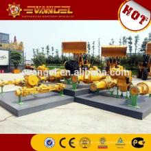 repuestos de equipos pesados originales eje trasero para piezas de cargadoras de ruedas para la venta