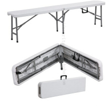 6 'Plastic Long Falten in Half Bench (HQ-XZD183)