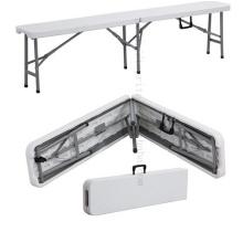 6′ Plastic Long Folding in Half Bench (HQ-XZD183)
