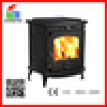 Poêle à bois en fonte coulée à l'intérieur à vendre WM702A