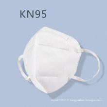 Masque KN95 Masque anti-poussière non tissé pour enfants adultes