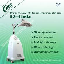 L2-Линда 8 цветов PDT лазерного фотона Динамическое оборудование для омоложения кожи