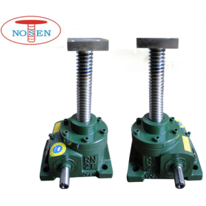 professional factory for for Worm Gear Screw Jack 4 sets motor screw jacks for table lift export to French Guiana Suppliers