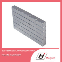High Quality Strong NdFeB Block Magnet for Industry
