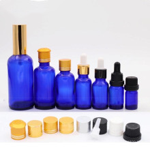 Heißer Verkauf Mason Flasche Glasflasche mit Kappe (NBG03)