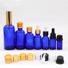 Botella de cristal vendedora caliente de la botella de Mason con el casquillo (NBG03)