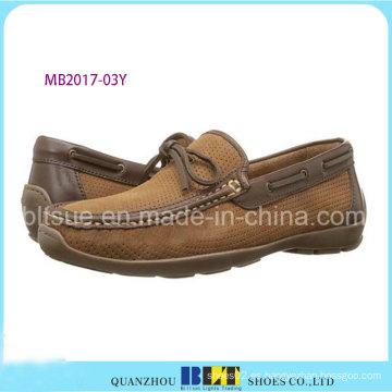 Zapatos de barco impermeables de alta calidad para hombres