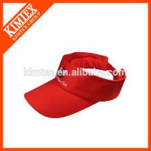 Sombrero de encargo del visera de Sun de la manera