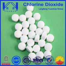 Tratamiento de Agua Dióxido de Cloro para Antisépticos Fungicidas