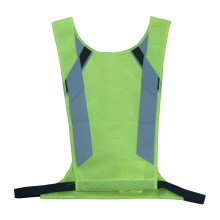 Lemon Green Reflective Bikes Vest Jacket