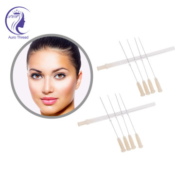 blunt cannula for nose lift PDO thread