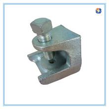 Collier de poutre en fer malléable, collier de serrage isolant