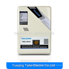 cheap wall hanging servo motor voltage stabilizer price for 5000w