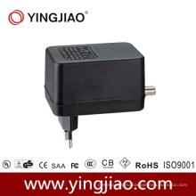 Адаптер 15W переменного тока КТВ постоянного тока с CE