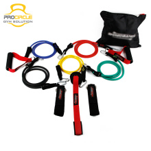Procircle Fitness Resistance Workout Bands Tubes
