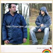 2014 Newest waterproof cotton coat jacket