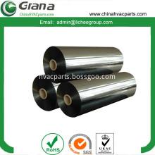 Heat sealing metallized polypropylene film