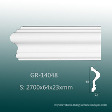 Economical Decorative Light PU Trim Moldings