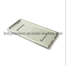 Kundenspezifische Aluminiumherstellungs-CNC, die Aluminiumbedienfeld Faceplates maschinell bearbeitet