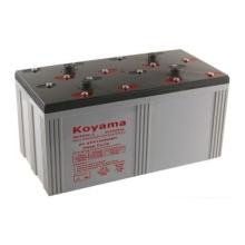 Batería en espera de 2V -2V3000ah para el sistema de energía eólica