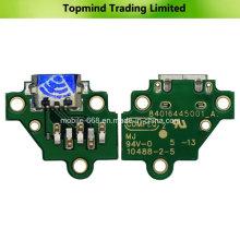 Разъем док-станции зарядное устройство для Motorola Мото Г3 взимания платы PCB порта