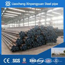299 x 14 mm Q345B hochwertiges nahtloses Stahlrohr aus China