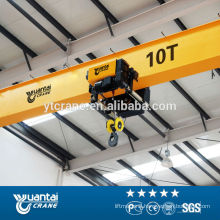 10ton European Standard HD model Low Headroom Overhead Crane