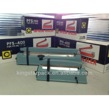 Máquina de selagem térmica (Mão) PFS-200