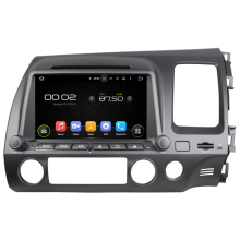 Android Car Audio Player para Honda Civic 2006-2011