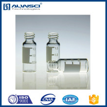 BEST PRICE 2ml vial closure chromatography vial with Natural rubber FEP septa vial with PTFE septa