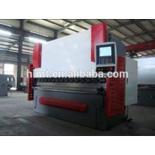 CNC HYDRAULIC PRESS BRAKE & SLIP ROLL / bender