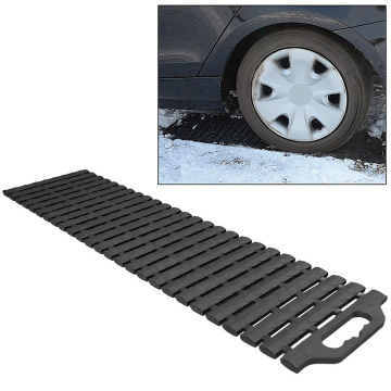 Portable Vehicle Tyre Grip Recovery Traction Mat
