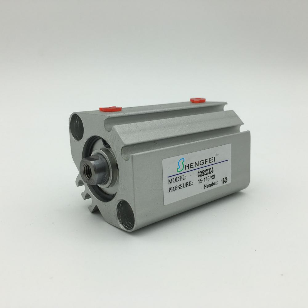 "CQ2B80X100-S G3/8""Compact Air Piston Cylinder"