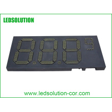7 Segment Green Color LED Gas Price Changer