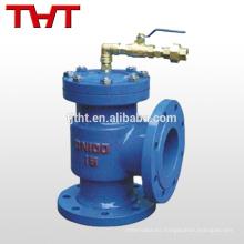 Válvula de control de flotador de nivel de agua prssure de tipo de ángulo
