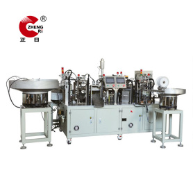 Automatic IV Drip Chamber Assembly Machine for Infusion