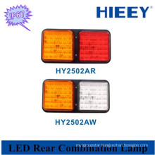 Long life and super flux led trailer lights truck trailer combination tail lamp led