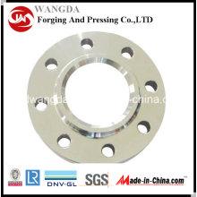 JIS Pn25 102 Lap Joint Flanges (carbon steel flange)