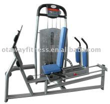 comercial fitness equipment leg press/fitness gym equipment