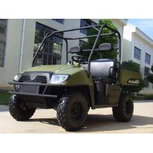 utility vehicle with new model