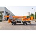 4 ton mini boom crane