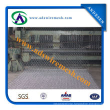 (low carbon steel wire) Gabion Mesh (ADS-GM-11)