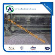 (низкоуглеродистой стальной проволоки) сетки gabion (АДС-ГМ-11)