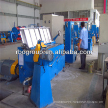 17DST(0.4-1.8) copper wire drawing machine with annealing