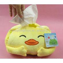 Прекрасная плюшевая игрушка для детей с салфеткой для детей