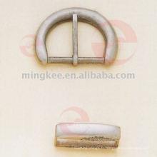 Boucle de ceinture demi-cercle (L20-120A)