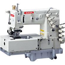 Zuker Kansai cama plana cadeneta máquina de coser Industrial (ZK1508P)