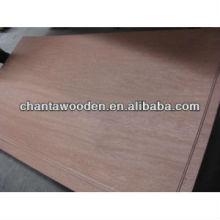 UAE Markt 4x8 besten Bintangor kommerziellen Sperrholz / laminierten Sperrholz