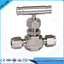 reliable tube fitting needle valve