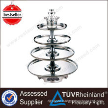 Buffet Equipment Stand Industrial Large Chocolate Fountain